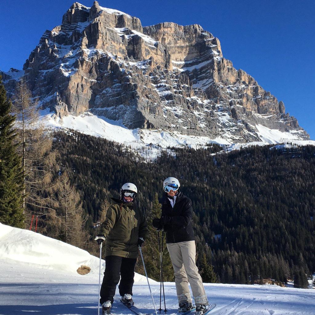 Ski Safari, Dolomites